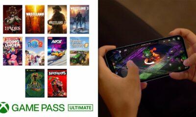 Xbox Touch Control für 10 weitere Spiele verfügbar