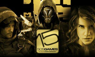 505 Games feiert 15-jähriges Jubiläum