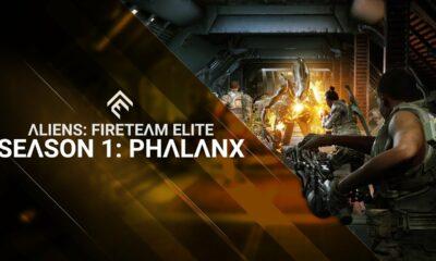 Aliens: Fireteam Elite Season 1: Phalanx