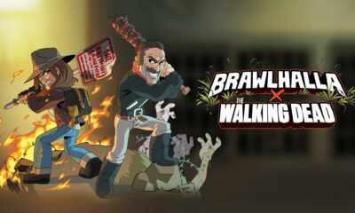 Brawlhalla - The Walking Dead Crossover