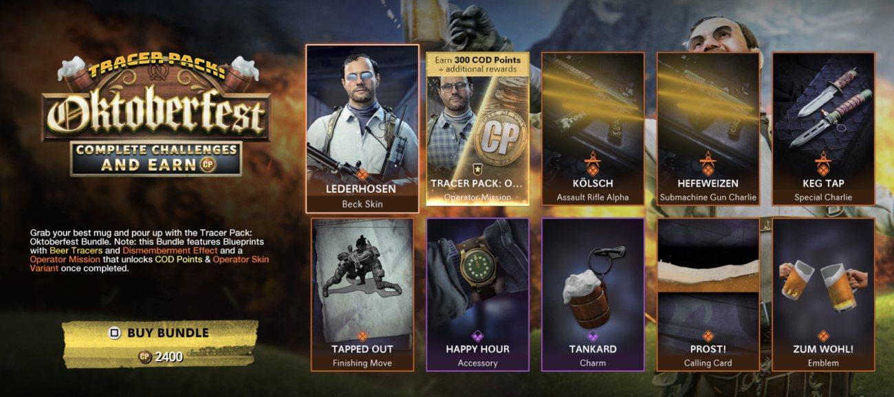 Call of Duty: Oktoberfest