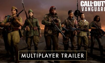 Call of Duty: Vanguard Multiplayer Trailer