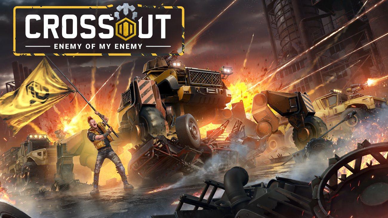 Crossout: Enemy of My Enemy-Update
