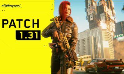 Cyberpunk 2077 Patch 1.31