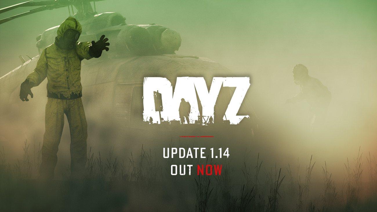 DayZ Update 1.14