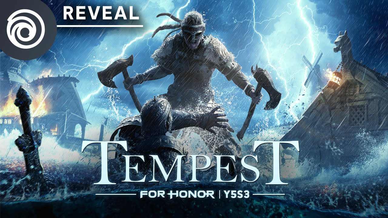 """For Honor Year 5 Season 3 """"Tempest"""""""