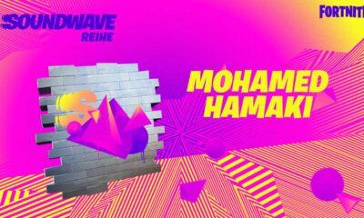 Fortnite präsentiert die Soundwave-Reihe