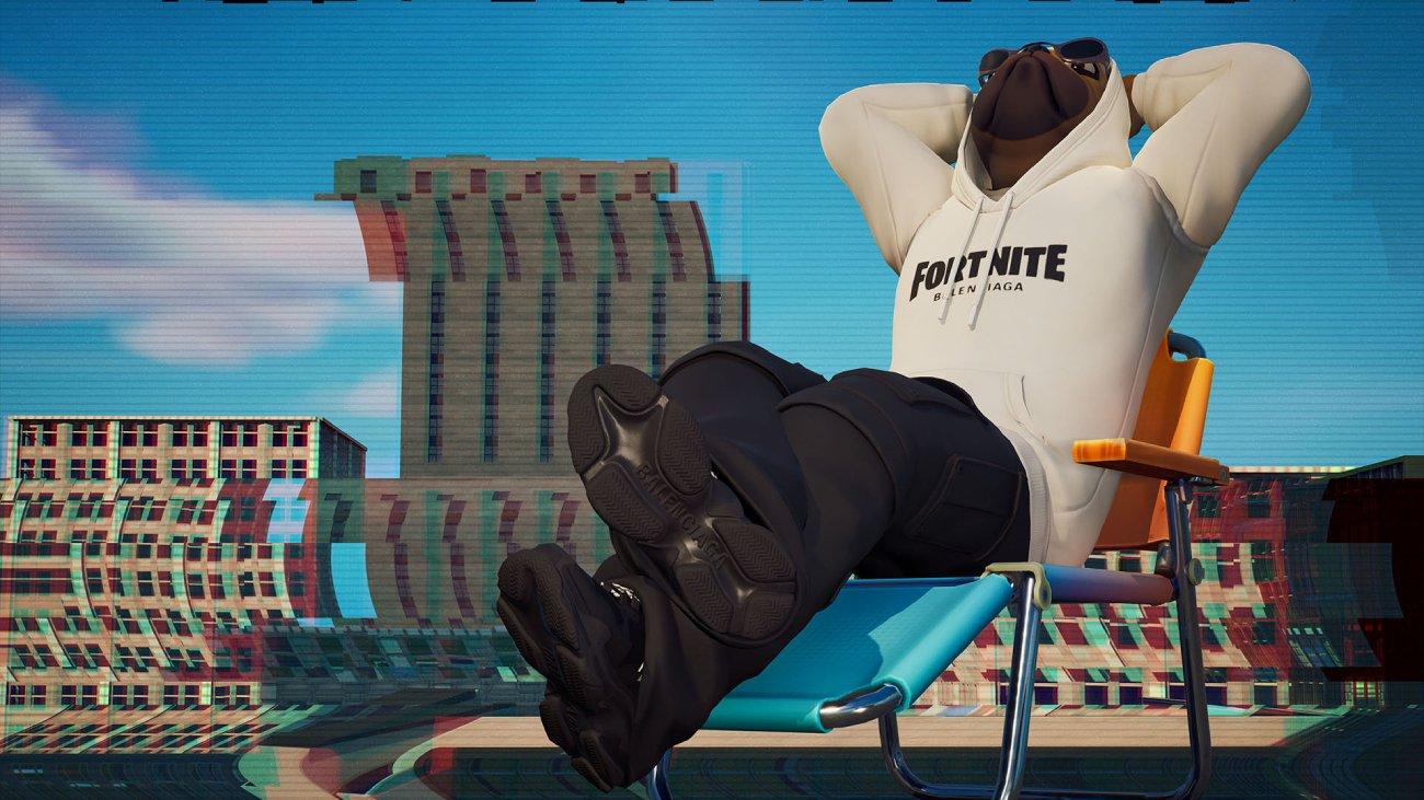 Fortnite x Balenciaga