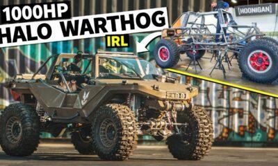 Hoonigan baut einen Halo Warthog mit 1000 PS