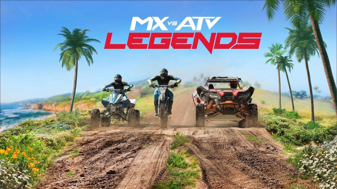 MX vs. ATV: Legends