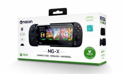 NACON MG-X – Designed For Xbo