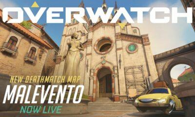 Overwatch - Malevento Map