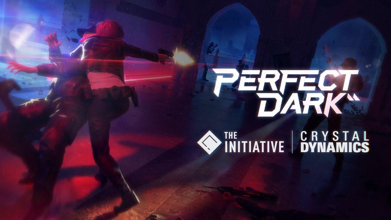 Perfect Dark: The Initiative arbeitet mit Crystal Dynamics zusammen