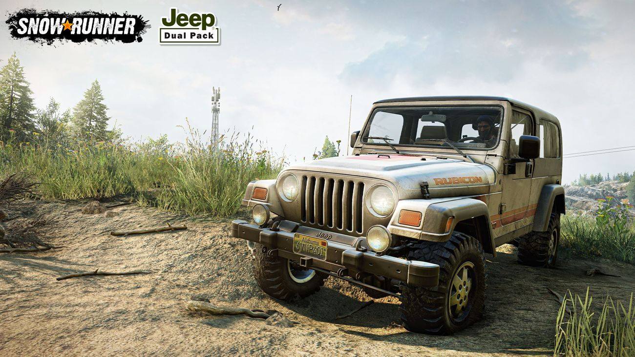 SnowRunner - Jeep Dual Pack