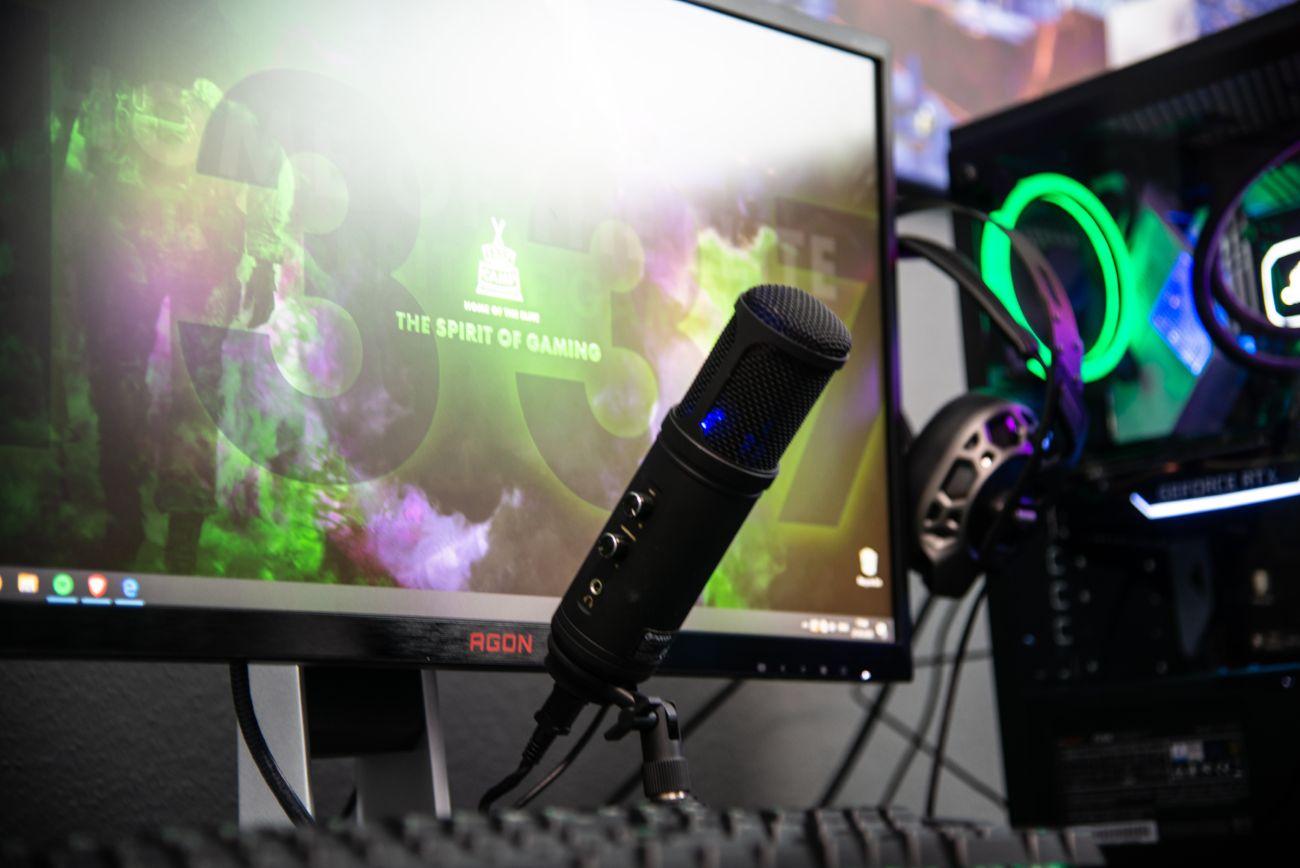 Stream Setup PC