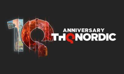 THQ Nordic Sale zum 10-jährigen Jubiläum