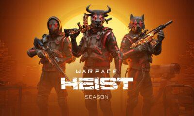 """Warface Saison """"Heist"""""""