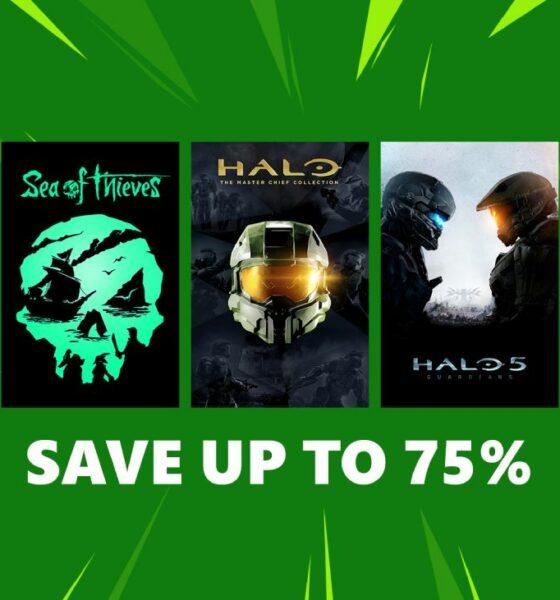 Xbox Game Studios Sale
