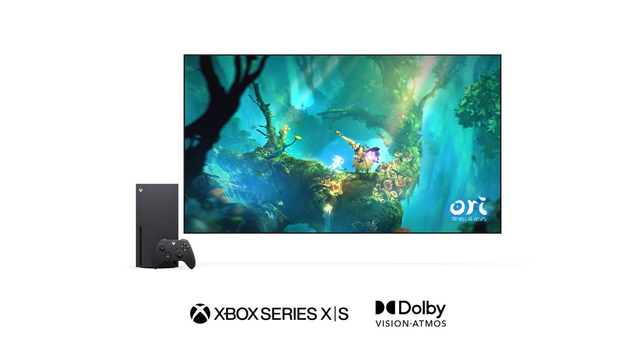 Xbox Series X S - Dolby Vision