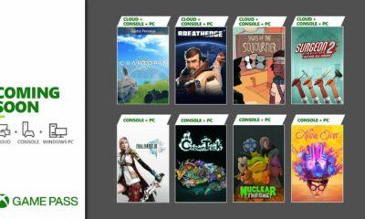 Xbox Game Pass - September 2021