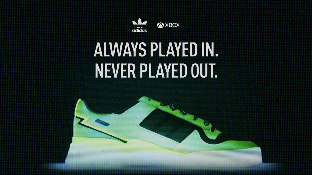 adidas Originals by Xbox Sneaker