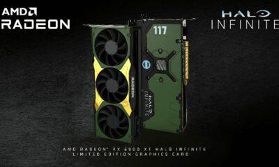 AMD Radeon RX 6900 XT Halo Infinite Limited Edition Grafikkarte