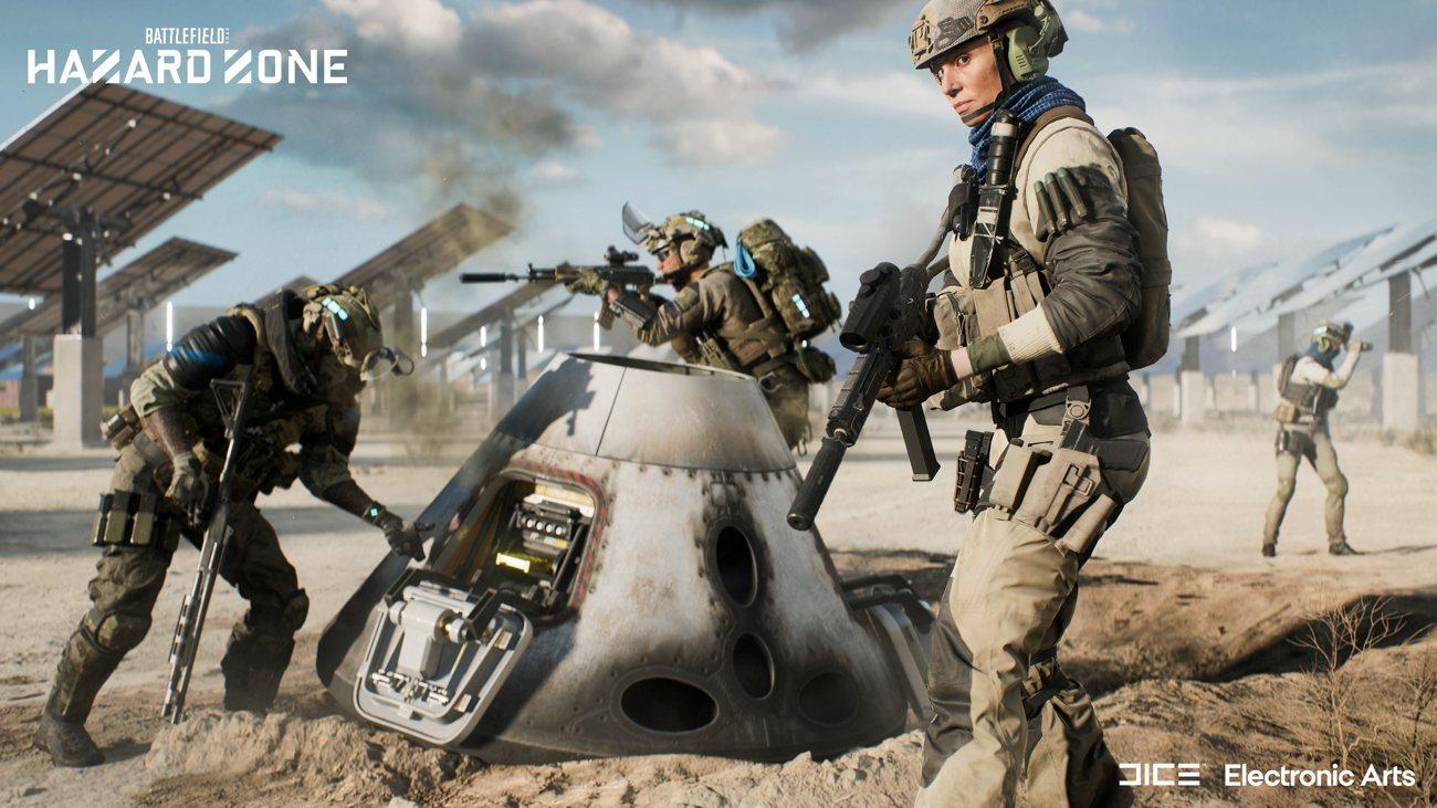Battlefield 2042: Hazard Zone