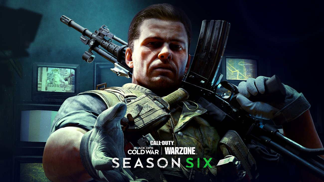 Call of Duty Black Ops: Cold War Saison 6