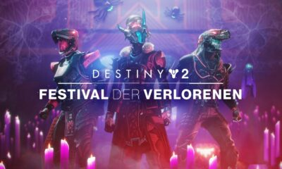 "Destiny 2 Grusel-Event ""Festival der Verlorenen"""