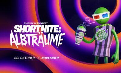 Fortnite - Shortnite: Albträume