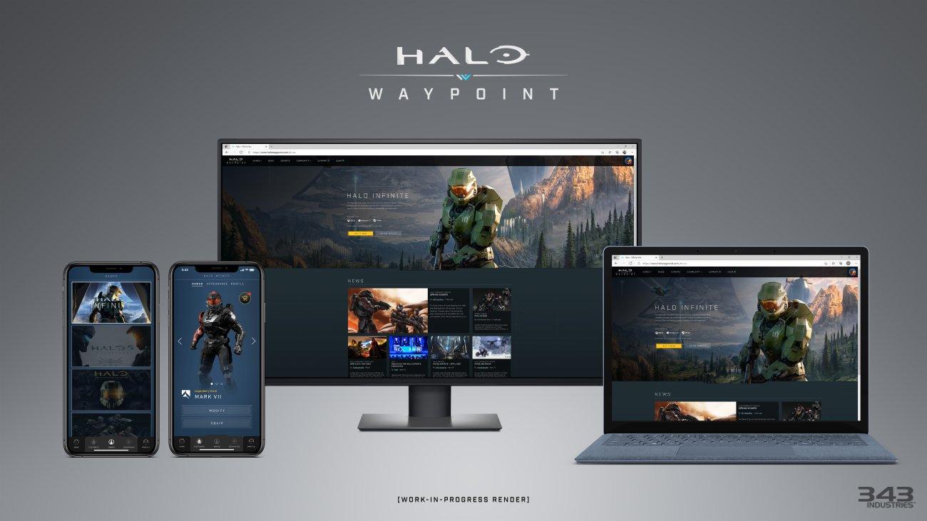 Halo Waypoint vNext