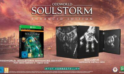 Oddworld: Soulstorm Enhanced Edition