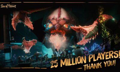 Sea of Thieves - 25 Millionen Spieler