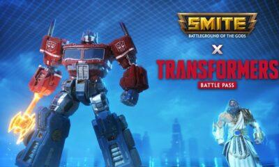 SMITE x Transformers Crossover
