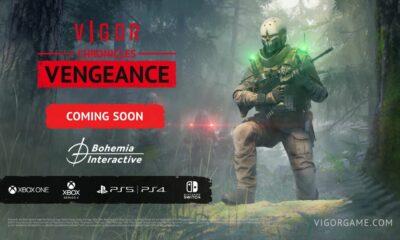 Vigor Chronicles: Vengeance