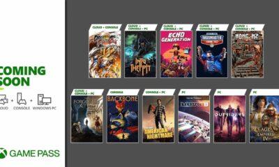 Xbox Game Pass - Oktober 2021