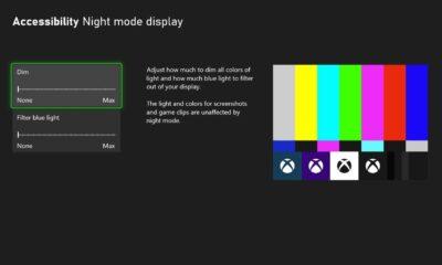 Xbox Oktober-Update 2021